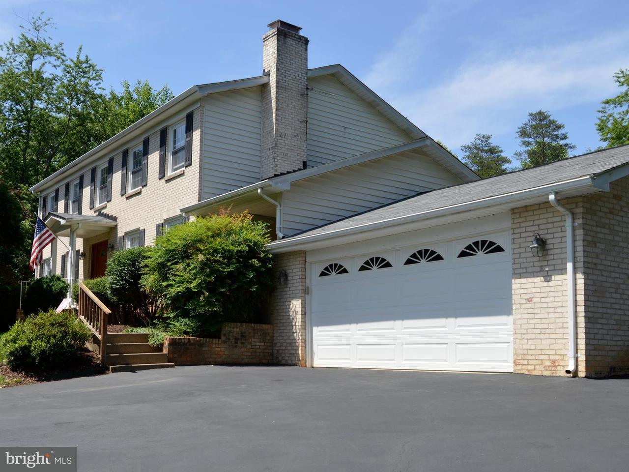 Photo of home for sale at 8990 Forestview Drive, Manassas VA