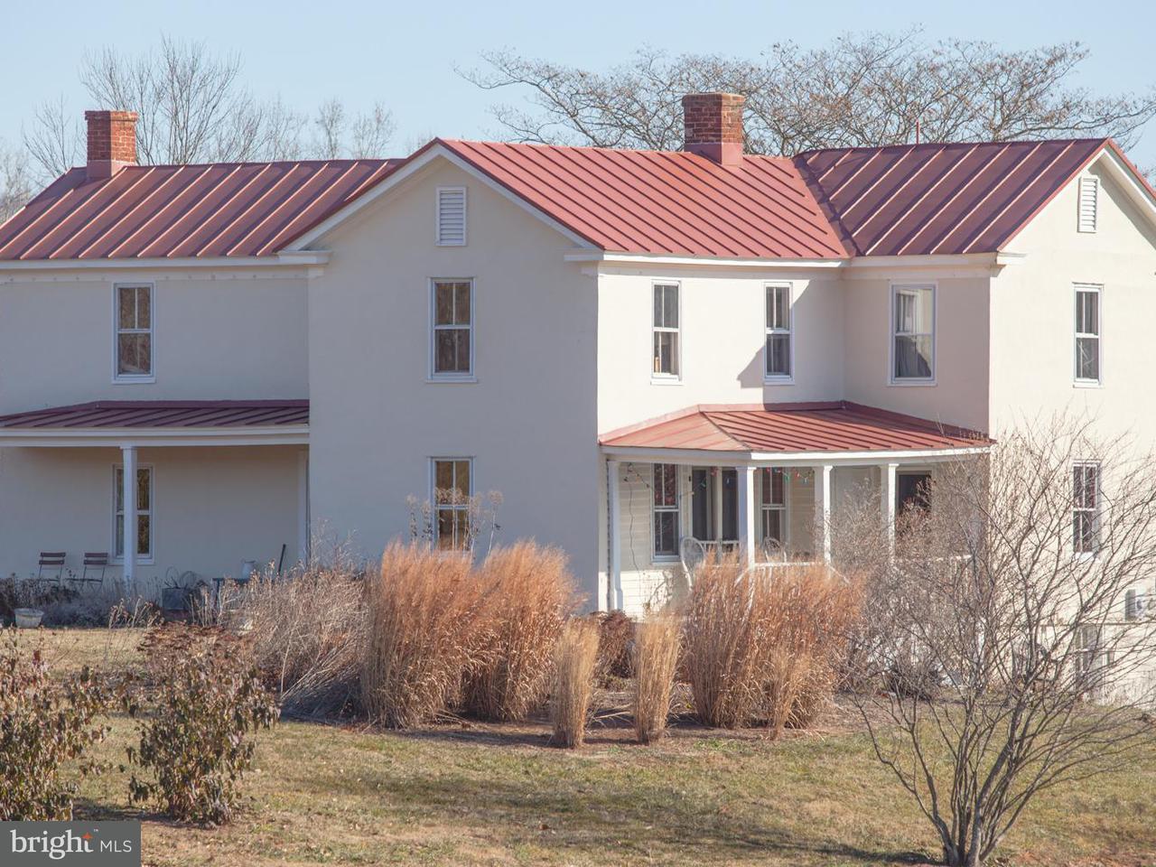 农场 为 销售 在 92 Sandy Hook Lane 92 Sandy Hook Lane Huntly, 弗吉尼亚州 22640 美国