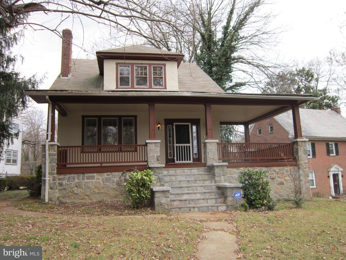 Single Family for Sale at 1801 Chelsea Rd Baltimore, Maryland 21216 United States