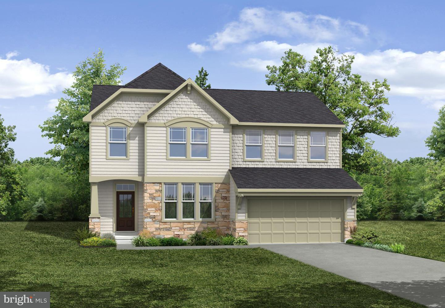 Photo of home for sale at 1928 Washburn Court, Frederick MD