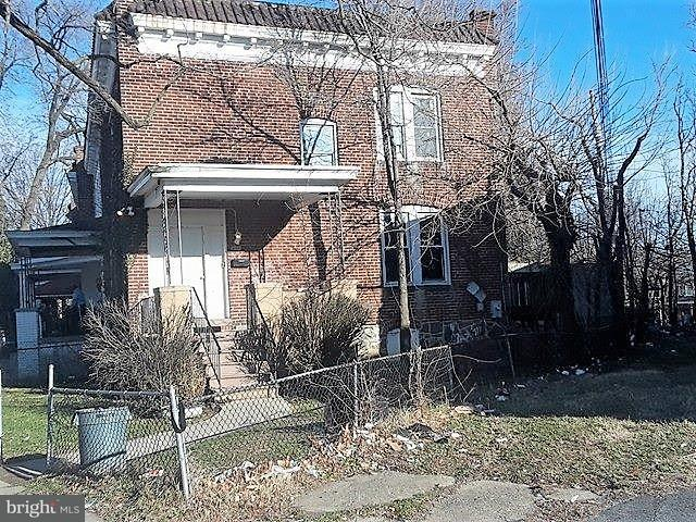 Single Family for Sale at 5032 Palmer Ave Baltimore, Maryland 21215 United States