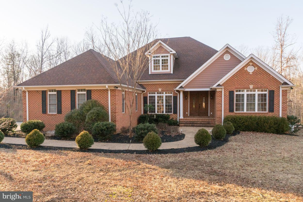 Single Family for Sale at 64 Sitting Bull Ct Troy, Virginia 22974 United States