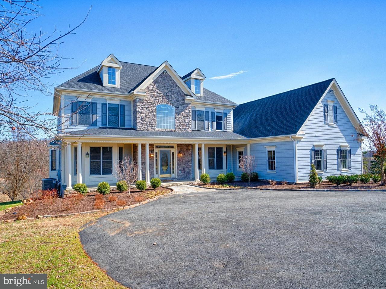 农场 为 销售 在 41056 Pacer Lane 41056 Pacer Lane Paeonian Springs, 弗吉尼亚州 20129 美国