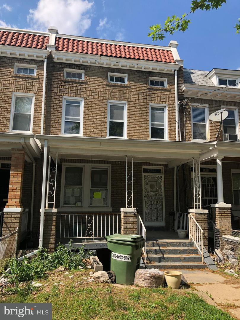 Single Family for Sale at 1221 Shepherd St NW Washington, District Of Columbia 20011 United States