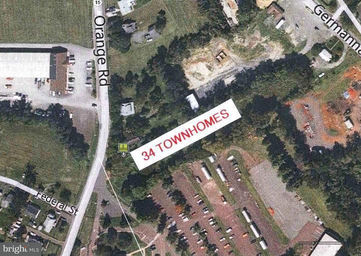 Land voor Verkoop een t 1507 Orange Road 1507 Orange Road Culpeper, Virginia 22701 Verenigde Staten