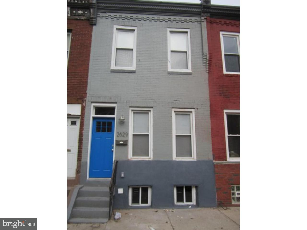 Townhouse for Rent at 2629 OAKFORD Street Philadelphia, Pennsylvania 19146 United States