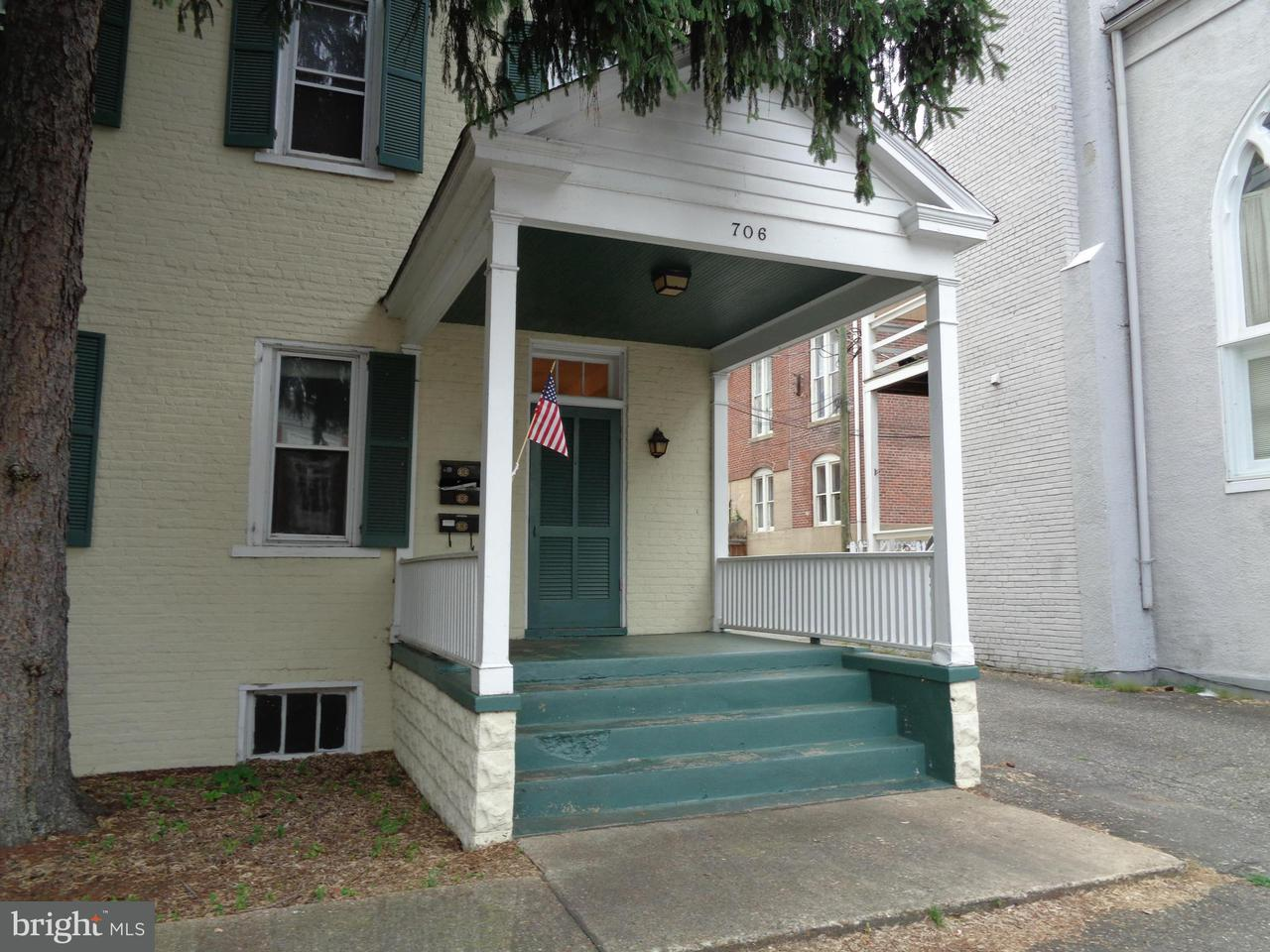 Commercial for Sale at 706 Princess Anne St Fredericksburg, Virginia 22401 United States