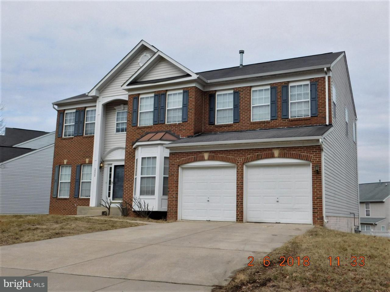 Casa Unifamiliar por un Venta en 2820 Citrus Lane 2820 Citrus Lane Springdale, Maryland 20774 Estados Unidos