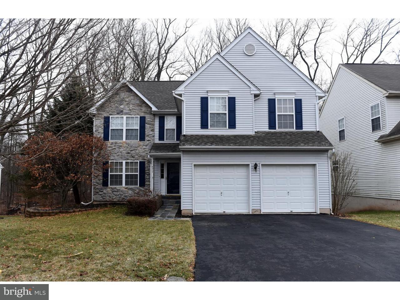 Частный односемейный дом для того Аренда на 4217 MILADIES Lane Doylestown, Пенсильвания 18902 Соединенные Штаты