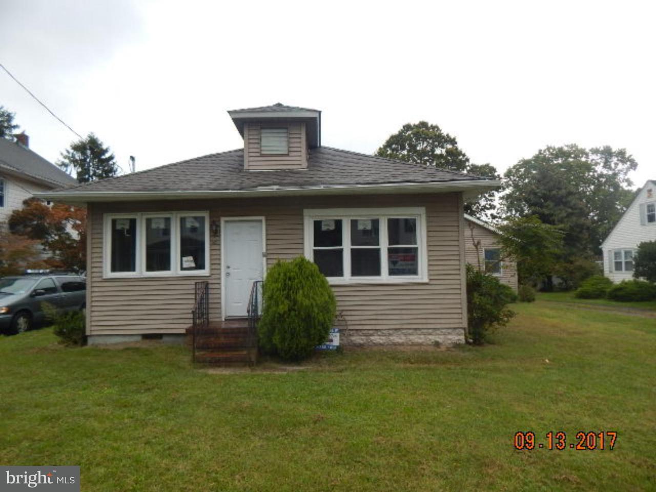 Частный односемейный дом для того Продажа на 527 N 3RD Street Lacey Township, Нью-Джерси 08037 Соединенные Штаты