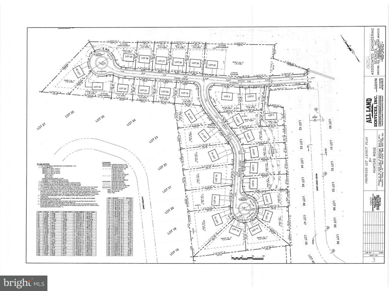 Additional photo for property listing at Lot #3 Capri Ct  Waynesboro, Pennsylvania 17268 United States