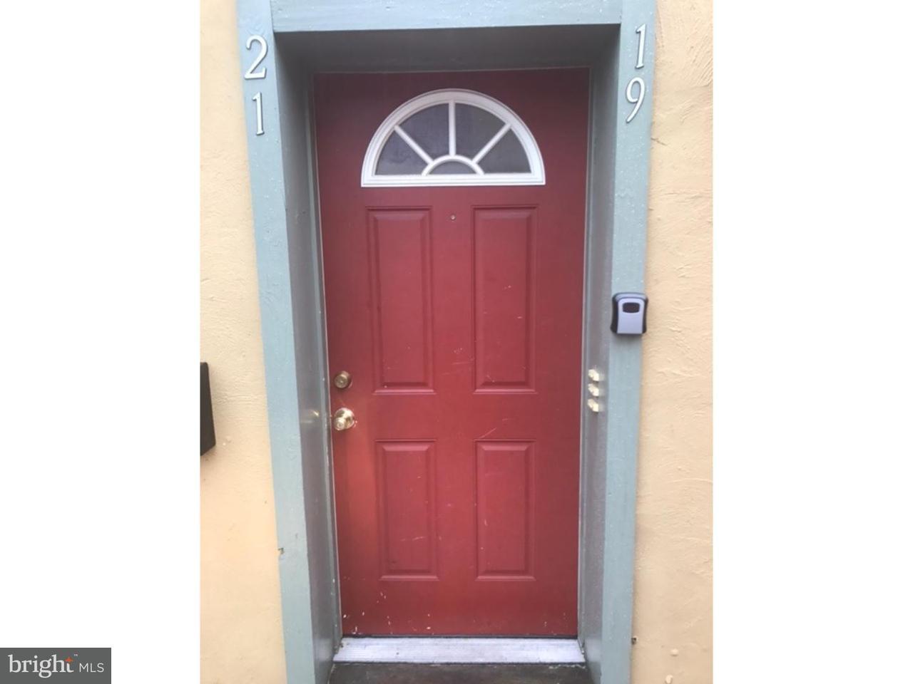 Maison unifamiliale pour l à louer à 19 S CENTRE Street Merchantville, New Jersey 08109 États-Unis