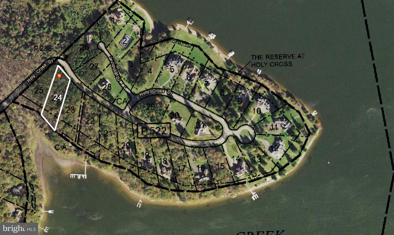 Land for Sale at Lot 24 Reserve Dr Oakland, Maryland 21550 United States