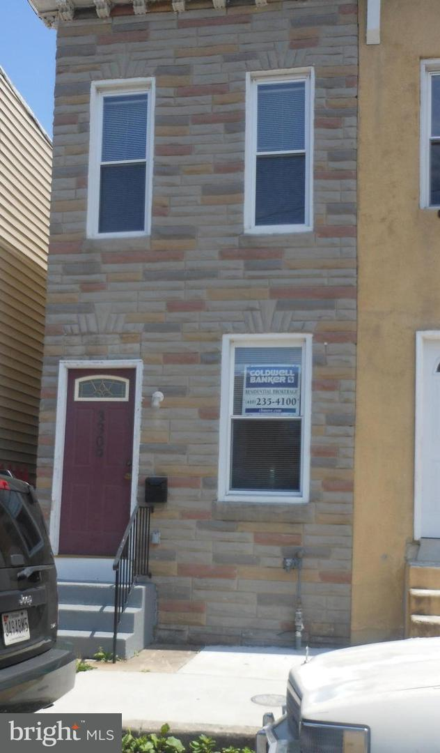 Other Residential for Rent at 3309 Paine St Baltimore, Maryland 21211 United States