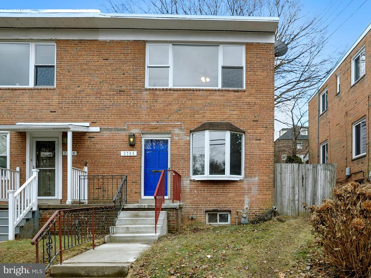 Other Residential for Rent at 3706 Alton Pl NW Washington, District Of Columbia 20016 United States