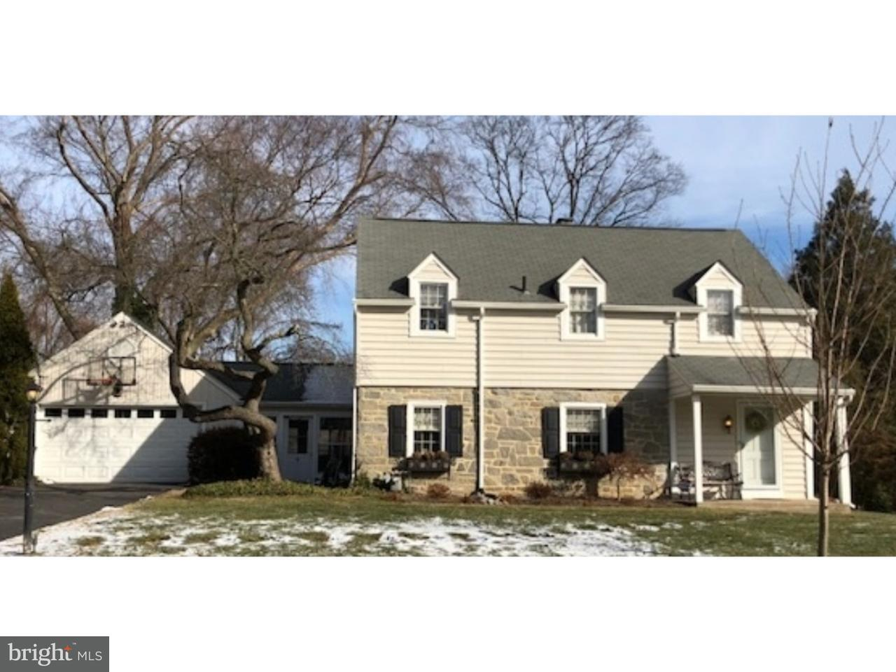 Single Family Home for Sale at 222 ENGLE Drive Wallingford, Pennsylvania 19086 United States
