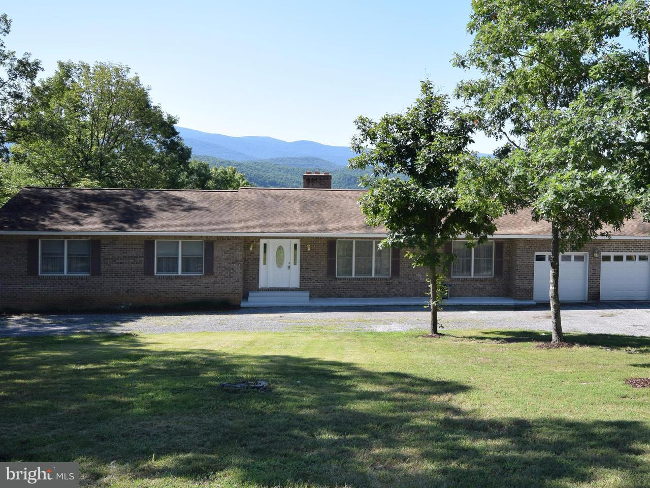 Single Family for Sale at 1243 Panhandle Rd Bentonville, Virginia 22610 United States