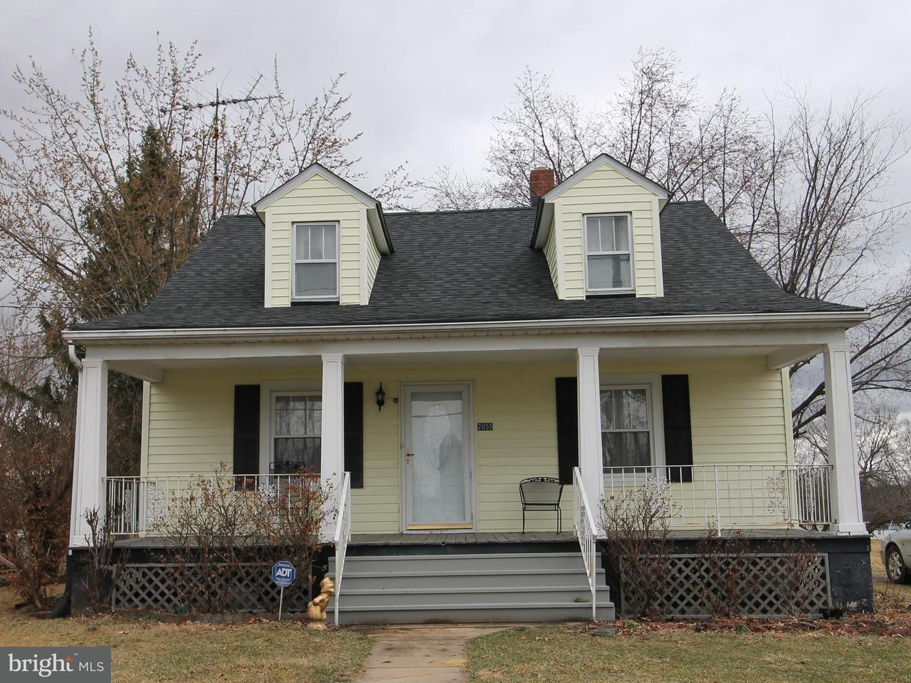 Single Family for Sale at 2055 Brucetown Rd Brucetown, Virginia 22622 United States