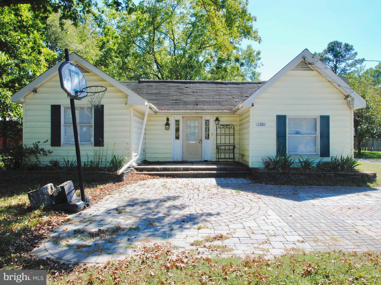 Casa Unifamiliar por un Venta en 1387 Defense Hwy 1387 Defense Hwy Gambrills, Maryland 21054 Estados Unidos