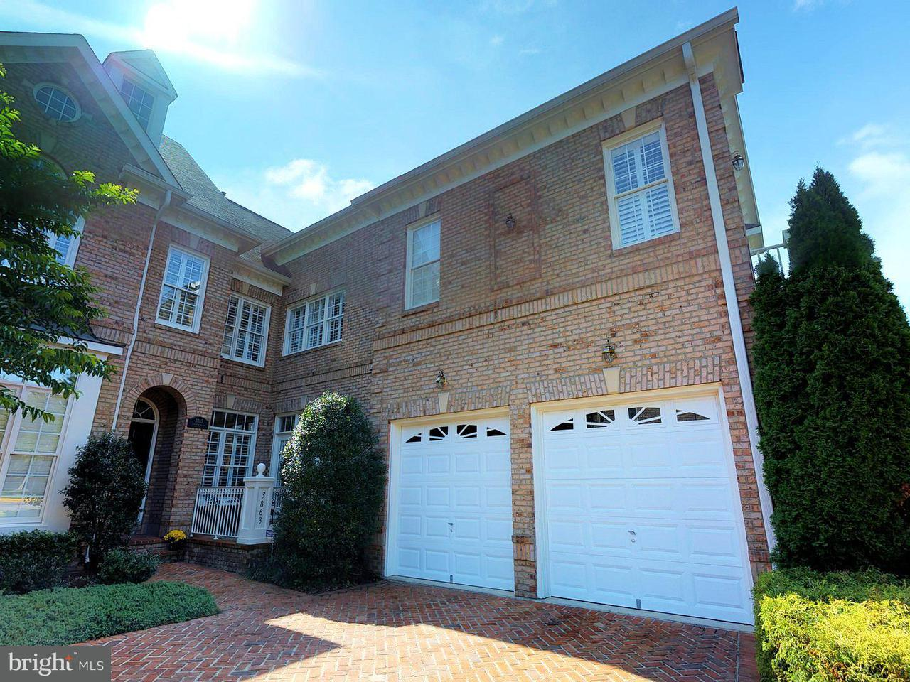 Additional photo for property listing at 3863 Lewiston Place 3863 Lewiston Place Fairfax, 弗吉尼亚州 22030 美国
