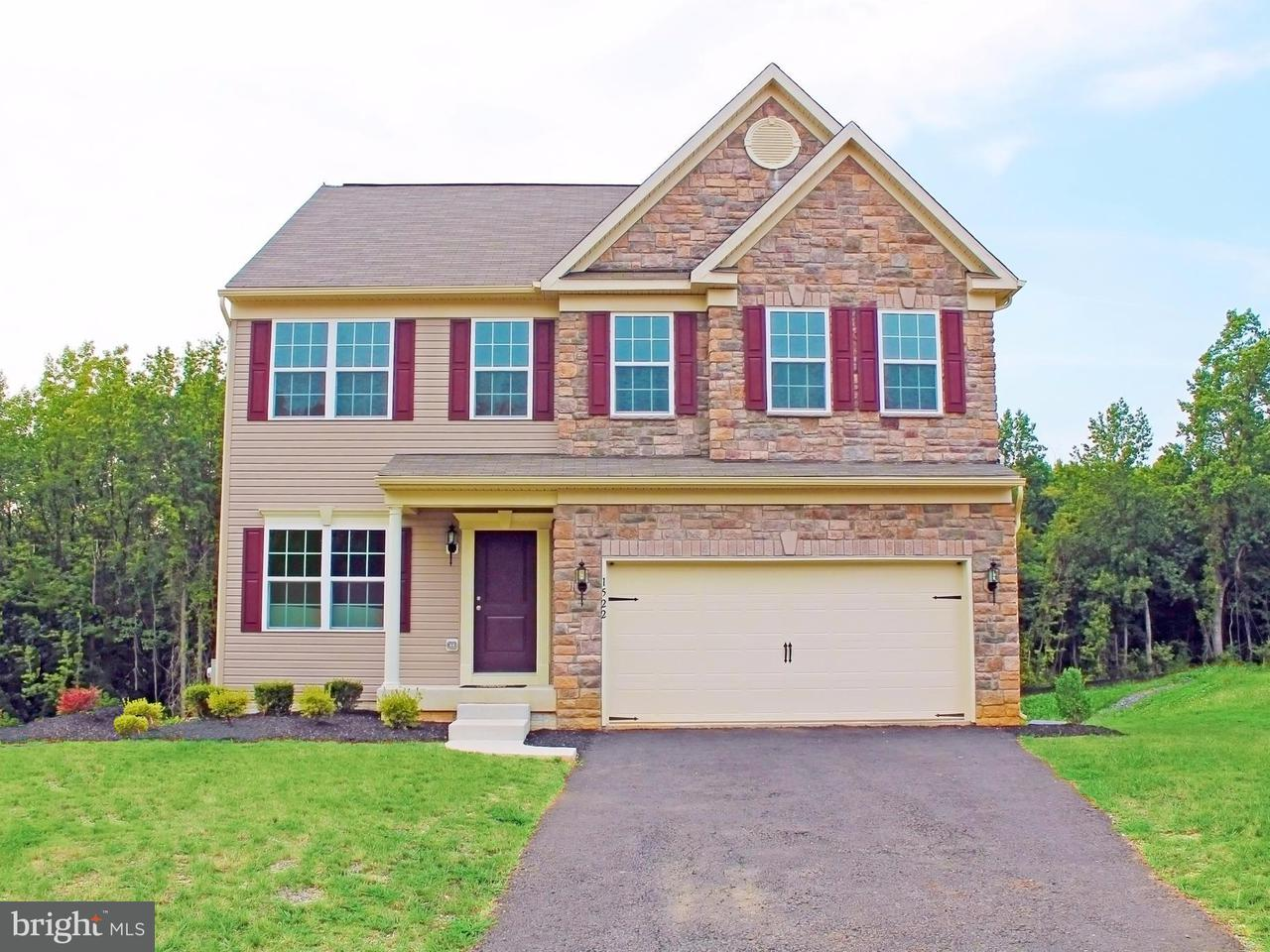 Single Family Home for Sale at 1331 Ryan Road 1331 Ryan Road Fallston, Maryland 21047 United States