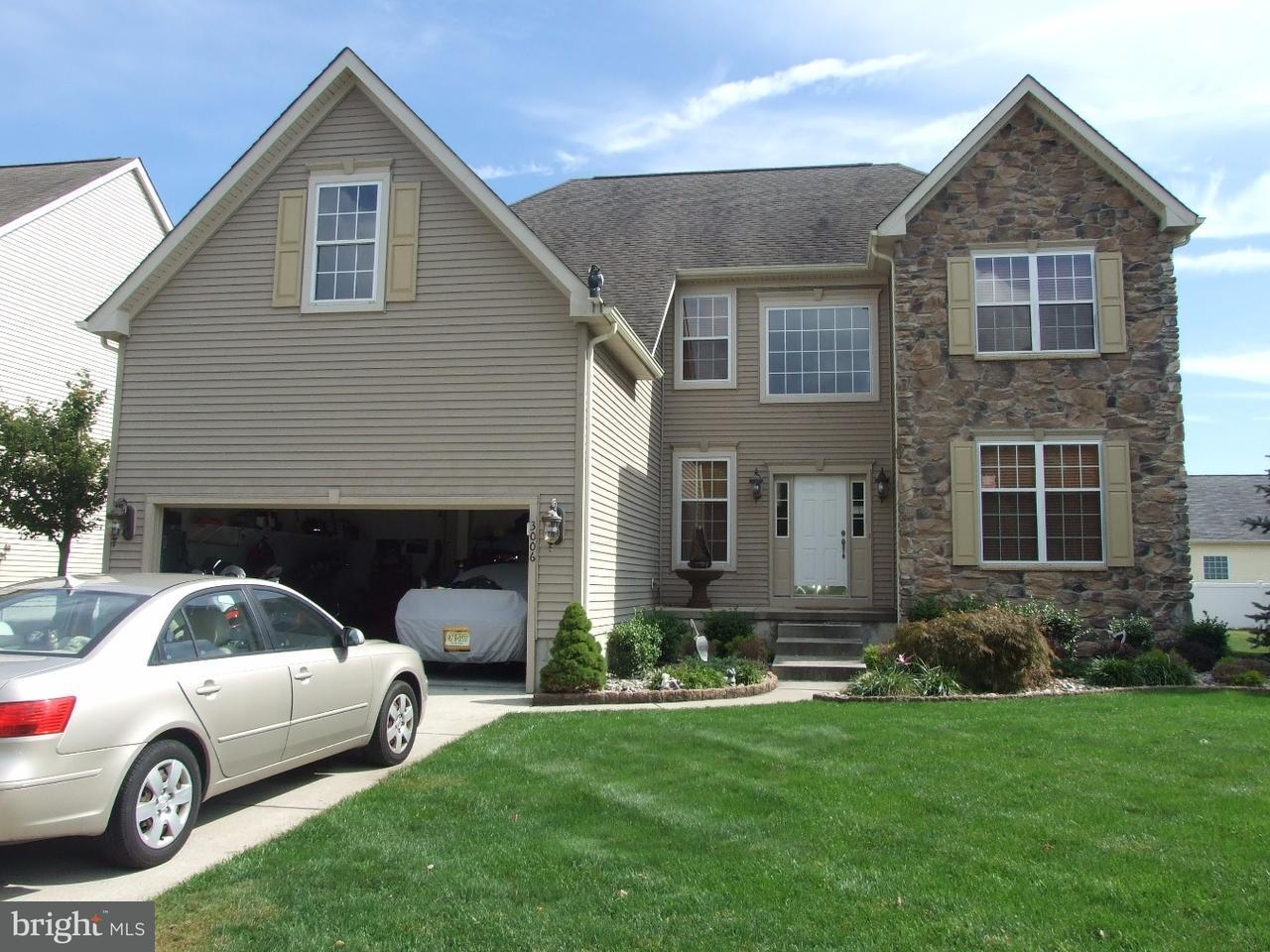 Maison unifamiliale pour l Vente à 3006 COTTONWOOD Avenue Egg Harbor Township, New Jersey 08234 États-Unis