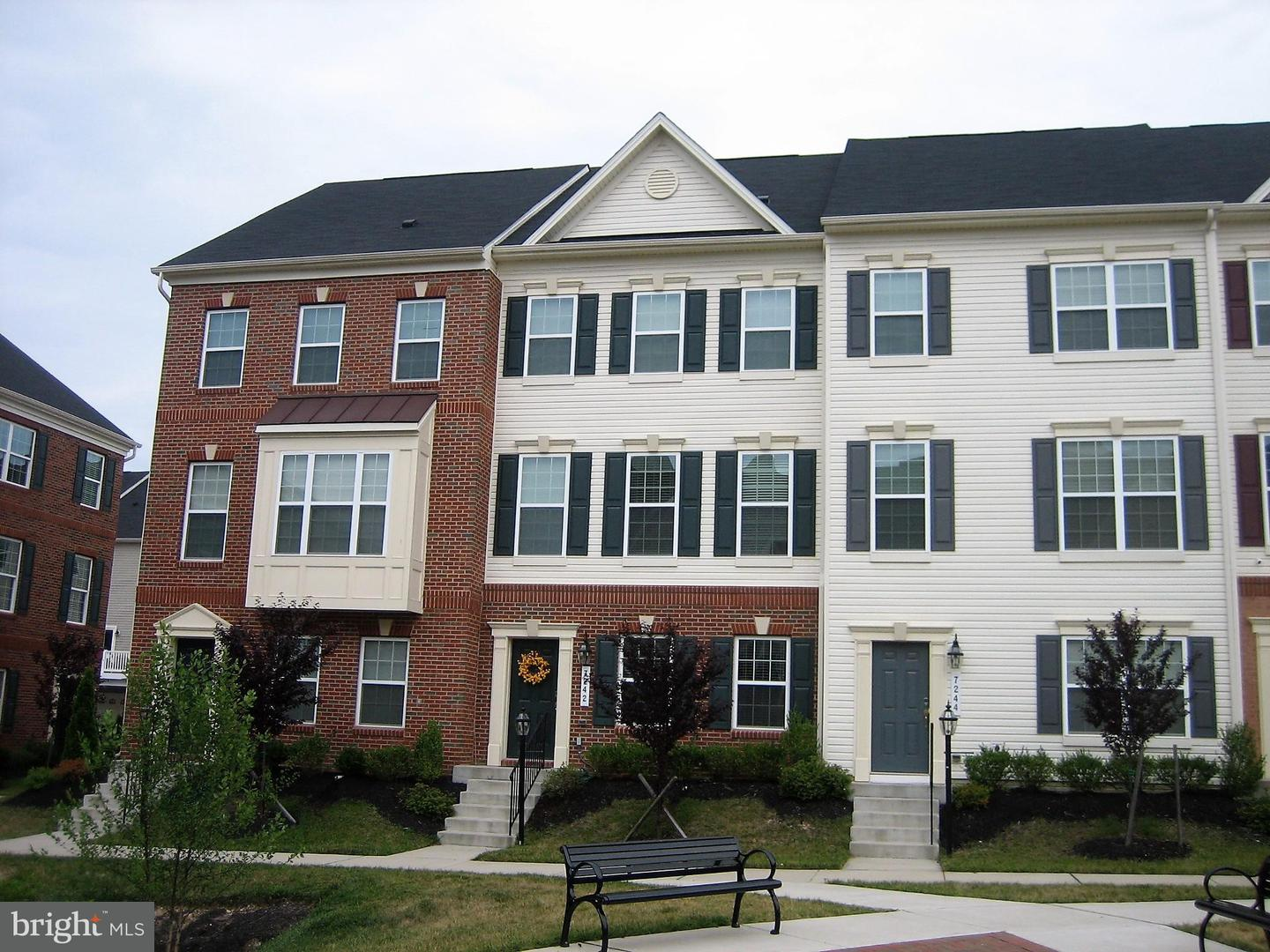 Other Residential for Rent at 7242 Brinley Way Hanover, Maryland 21076 United States