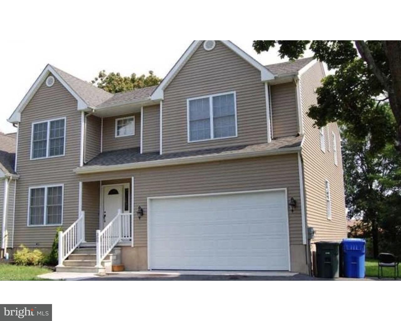 Casa Unifamiliar por un Alquiler en 309 W NEW ST W Glassboro, Nueva Jersey 08028 Estados Unidos