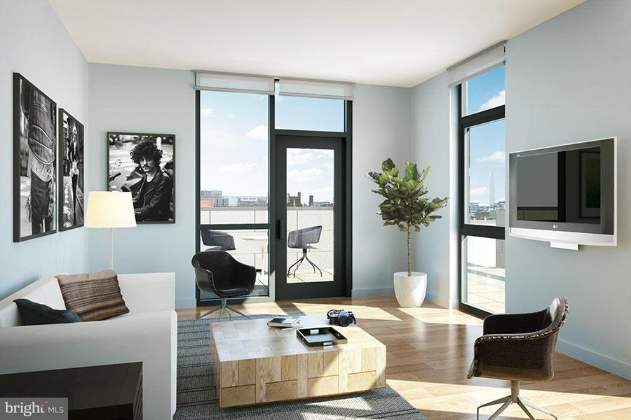 Additional photo for property listing at 1921 8th St N #002/01  Washington, District Of Columbia 20001 United States
