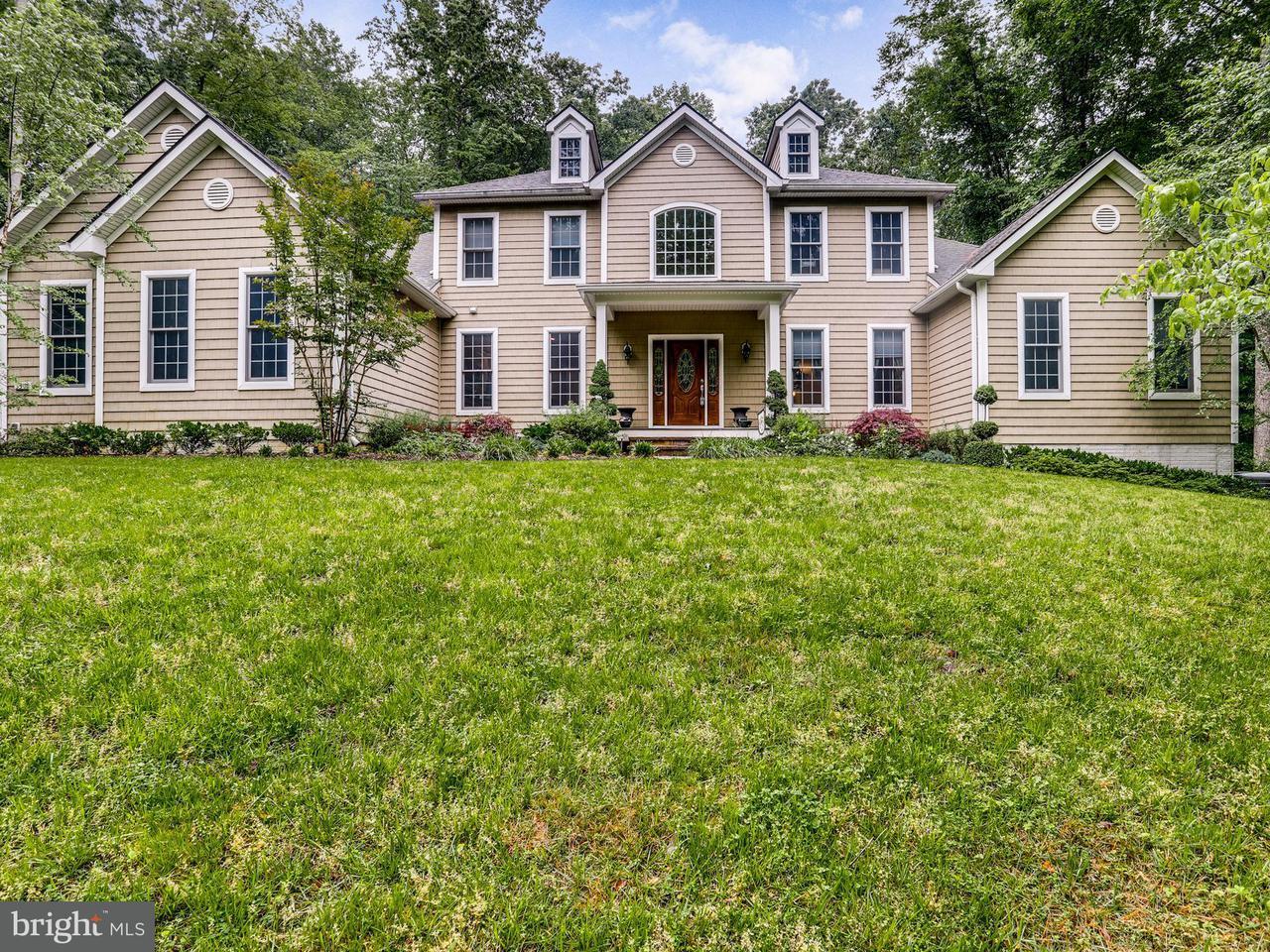 Eensgezinswoning voor Verkoop een t 3301 Churchill Farm Road 3301 Churchill Farm Road Davidsonville, Maryland 21035 Verenigde Staten