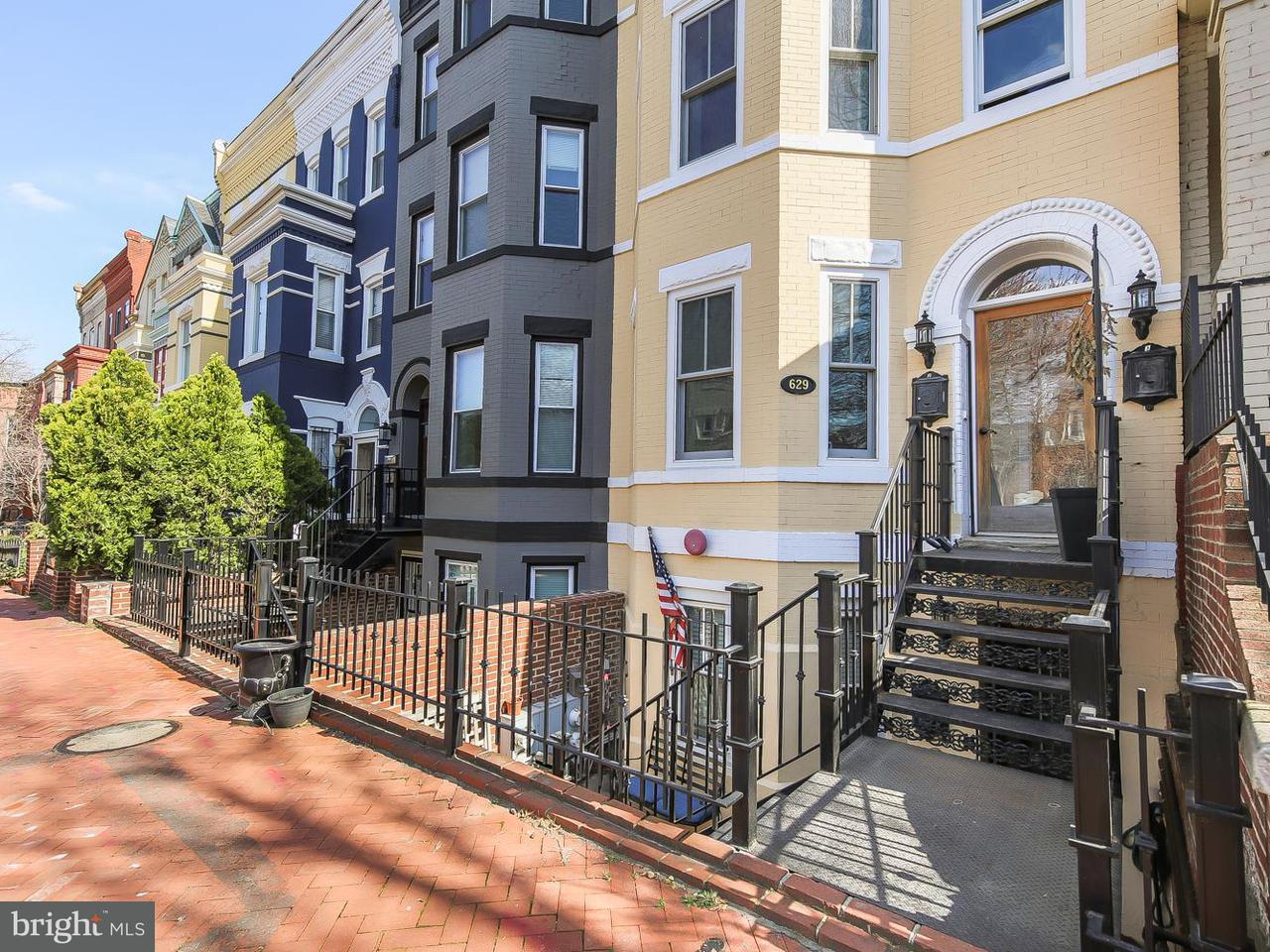 Other Residential for Rent at 629 4th St NE #3 Washington, District Of Columbia 20002 United States