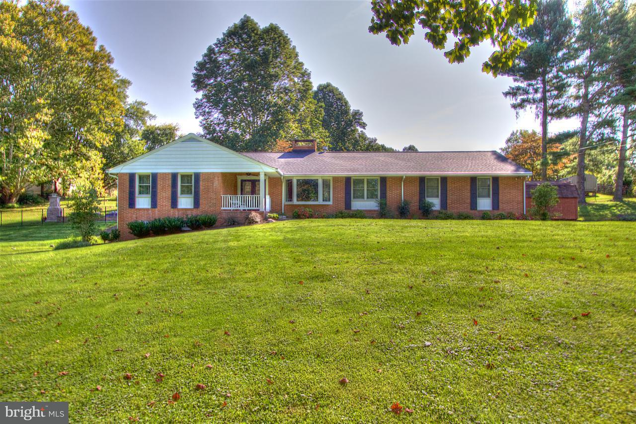 Single Family Home for Sale at 1807 Angleside Road 1807 Angleside Road Fallston, Maryland 21047 United States