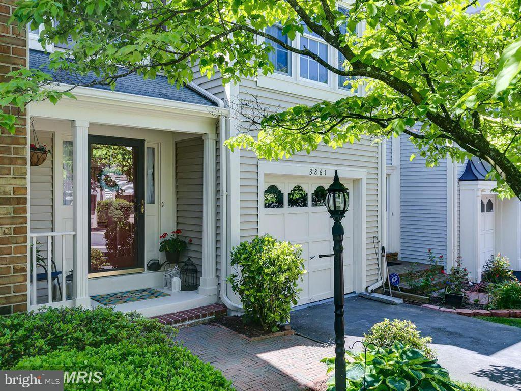 3861  WAYTHORN PLACE 22033 - One of Fairfax Homes for Sale