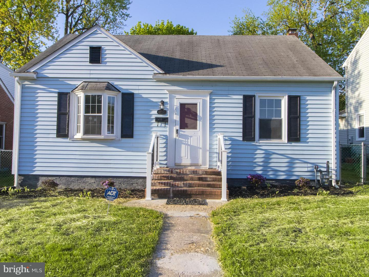 Single Family for Sale at 423 Shipley Rd Linthicum Heights, Maryland 21090 United States