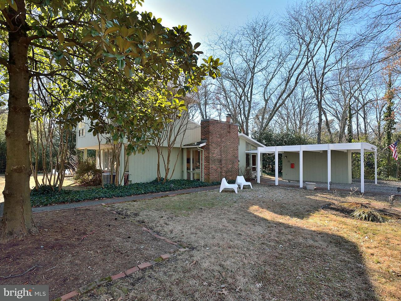 Single Family Home for Sale at 1939 Marthas Road 1939 Marthas Road Alexandria, Virginia 22307 United States