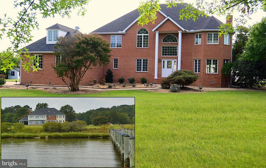 Vivienda unifamiliar por un Venta en 200 Fantasy Lane 200 Fantasy Lane Stevensville, Maryland 21666 Estados Unidos