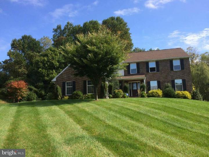 Maison unifamiliale pour l à louer à 735 LETITIA Drive Hockessin, Delaware 19707 États-Unis