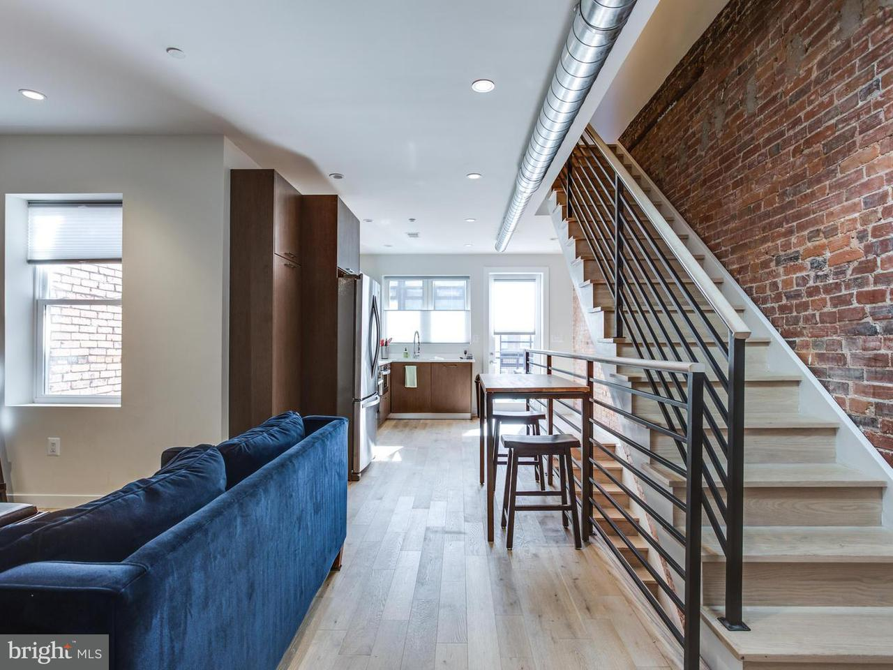 Townhouse for Sale at 1324 W St Nw #4 1324 W St Nw #4 Washington, District Of Columbia 20009 United States
