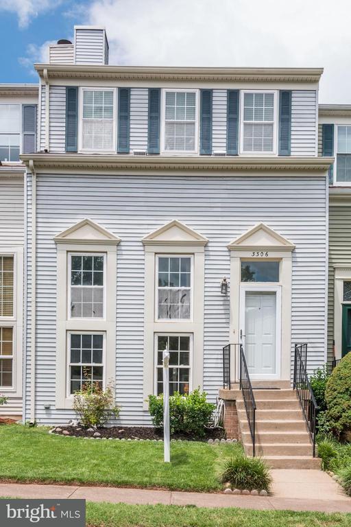 Fairfax Homes for Sale -  Cul De Sac,  3306  BUCKEYE LANE