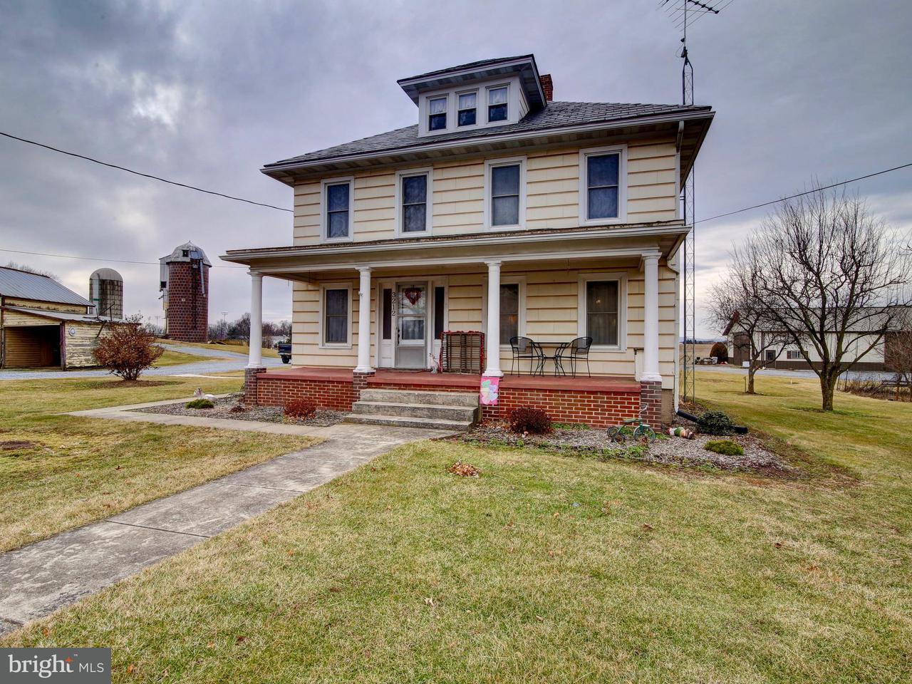 农场 为 销售 在 3212 Harney Road 3212 Harney Road Taneytown, 马里兰州 21787 美国