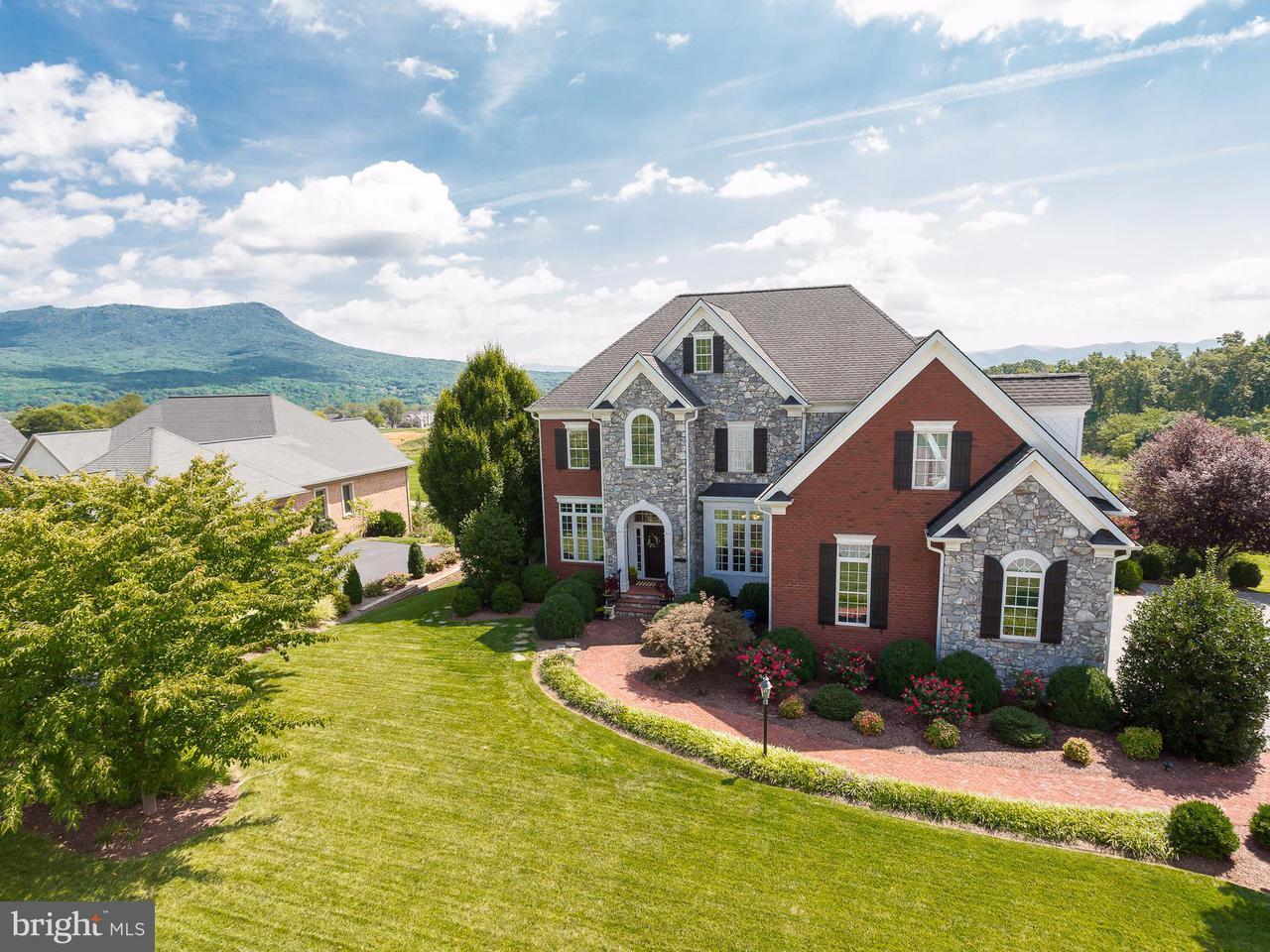 Casa Unifamiliar por un Venta en 639 Claremont Avenue 639 Claremont Avenue Harrisonburg, Virginia 22801 Estados Unidos