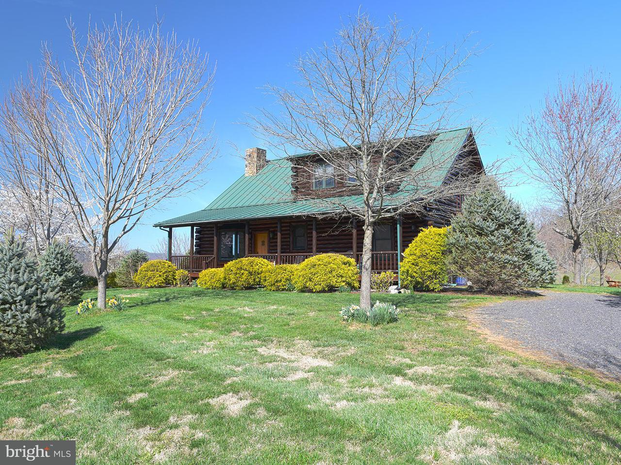 农场 为 销售 在 2680 Etlan Road 2680 Etlan Road Etlan, 弗吉尼亚州 22719 美国