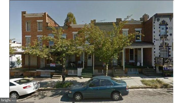 Single Family for Sale at 2235 Sidney Ave Baltimore, Maryland 21230 United States