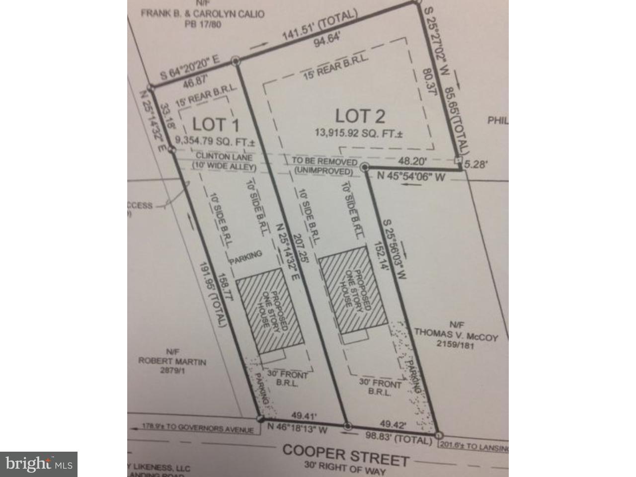 Einfamilienhaus für Verkauf beim 539 COOPER Street Laurel, Delaware 19956 Vereinigte Staaten