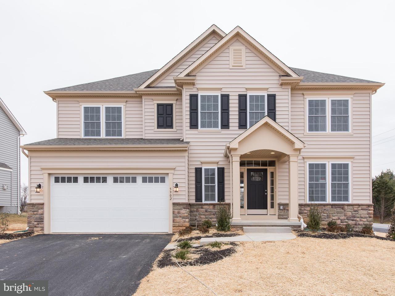 Maison unifamiliale pour l Vente à 5902 Alton Court 5902 Alton Court Eldersburg, Maryland 21784 États-Unis