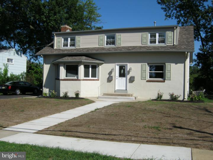 Casa Unifamiliar por un Venta en 7 KENDALL BLVD Oaklyn, Nueva Jersey 08107 Estados Unidos