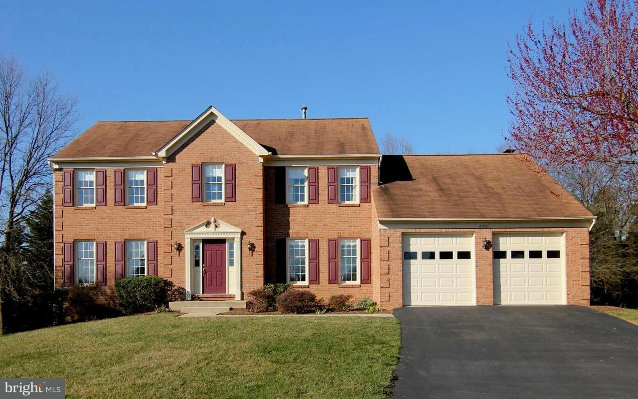 Casa Unifamiliar por un Venta en 4501 Garrett Avenue 4501 Garrett Avenue Beltsville, Maryland 20705 Estados Unidos