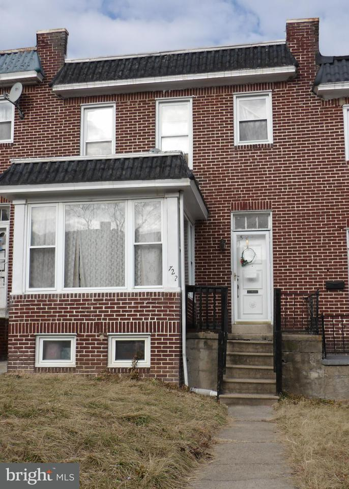 Single Family for Sale at 722 Richwood Ave Baltimore, Maryland 21212 United States