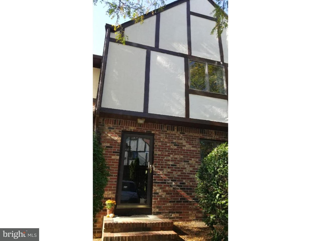 Maison accolée pour l à louer à 5 LEICESTER Lane Ewing Township, New Jersey 08628 États-UnisDans/Autour: Ewing Township