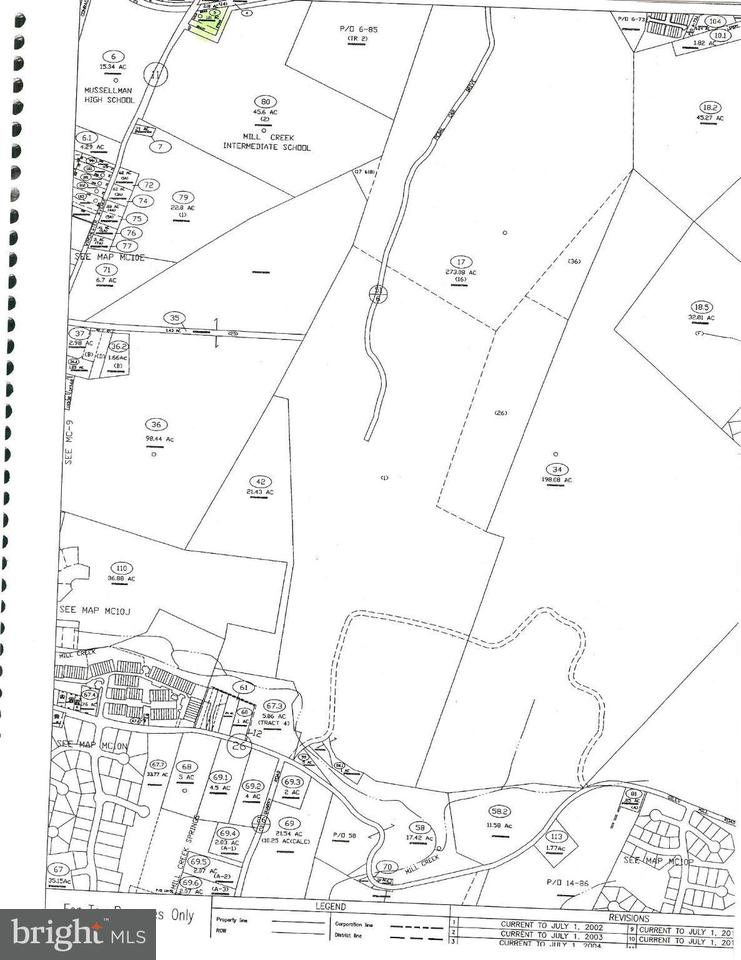 Land for Sale at Rt.11 Rte S Inwood, West Virginia 25428 United States